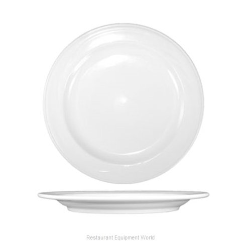 International Tableware AM-6 Plate, China (Magnified)