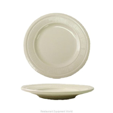 International Tableware AT-6 China Plate (Magnified)