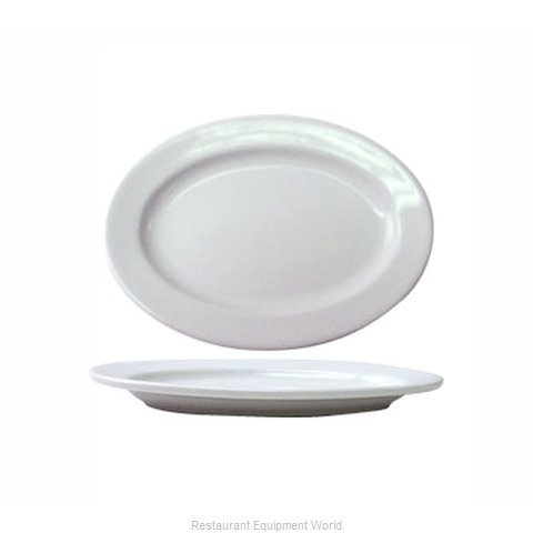 International Tableware BL-33 China Platter (Magnified)