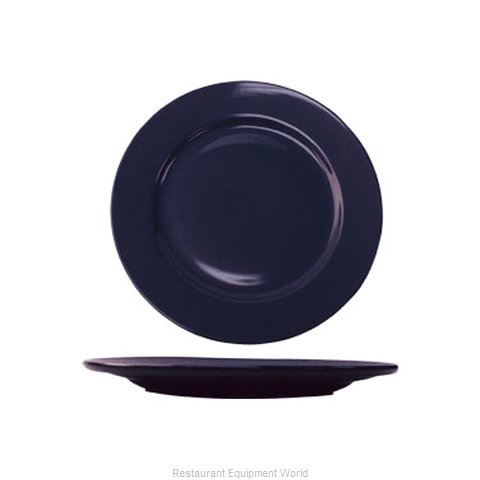 International Tableware CA-21-CB Plate, China (Magnified)