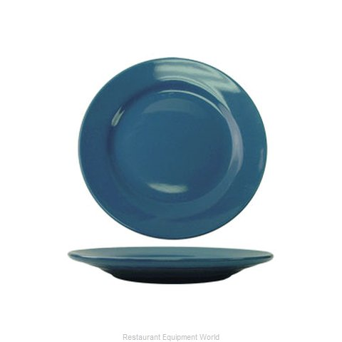 International Tableware CA-6-LB China Plate (Magnified)