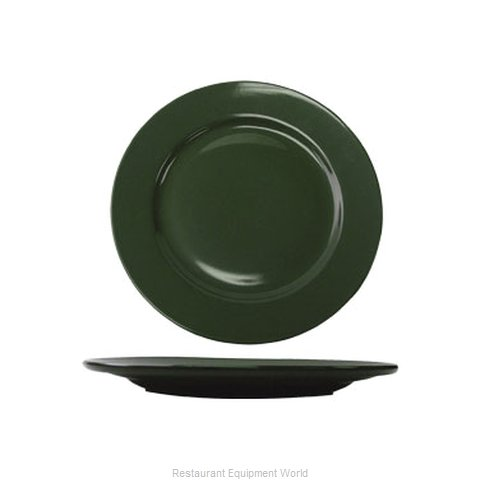 International Tableware CA-9-G Plate, China (Magnified)