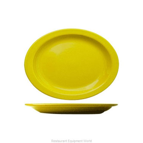 International Tableware CAN-12 -Y China Platter