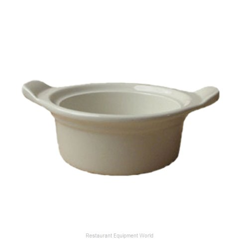 International Tableware CAS-5-AW China Casserole Dish (Magnified)