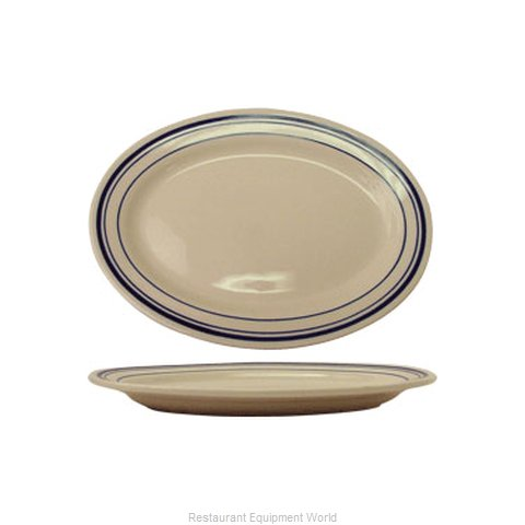 International Tableware CT-13 China Platter (Magnified)