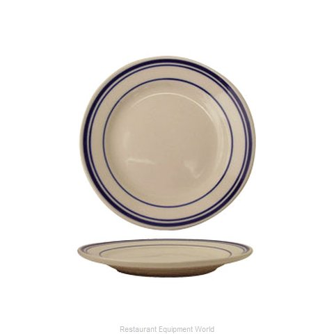 International Tableware CT-8 Plate, China (Magnified)