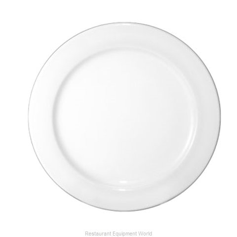 International Tableware DO-22 China Plate (Magnified)