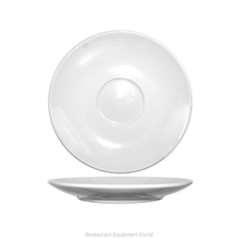 International Tableware DO-68 Saucer, China (Magnified)