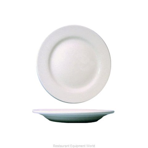 International Tableware DO-7 Plate, China (Magnified)