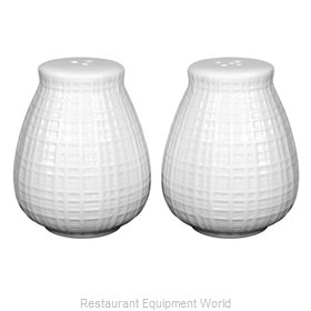 International Tableware DR-101 China Salt Pepper Shaker
