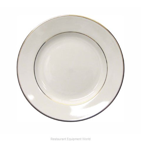 International Tableware FL-16GF Plate, China (Magnified)