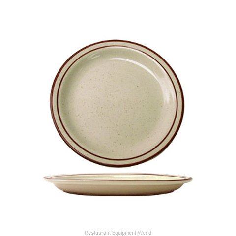 International Tableware GR-8 Plate, China (Magnified)