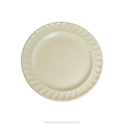 International Tableware HA-16 Plate, China (Magnified)