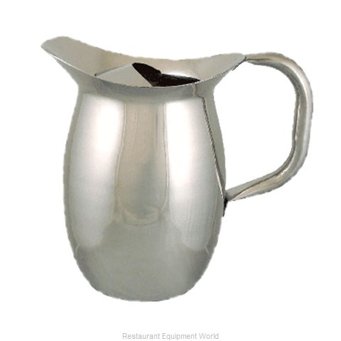 International Tableware IBGS-I-C2W/G Pitcher, Stainless Steel