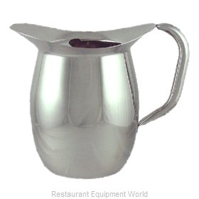 International Tableware IBGS-I-C3W/G Pitcher, Stainless Steel