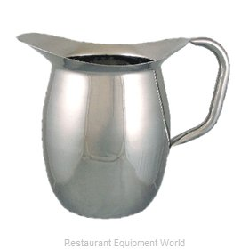International Tableware IBGS-I-C3W/O Pitcher, Stainless Steel