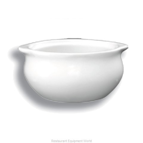 International Tableware OSC-12-EW China Onion Soup Crock