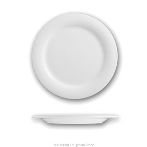 International Tableware PH-7 China Plate (Magnified)