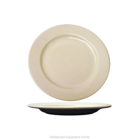 International Tableware RO-6 China Plate (Magnified)