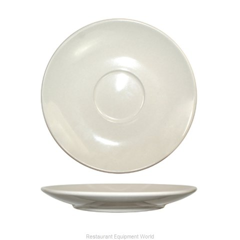 International Tableware RO-67 China Saucer (Magnified)