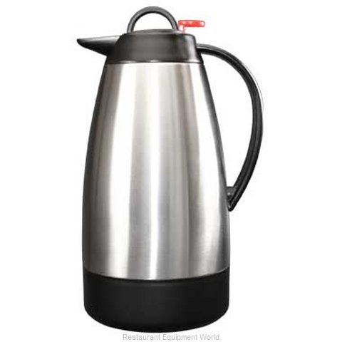 International Tableware SA71001 Coffee Pot Teapot Stainless Steel Holloware