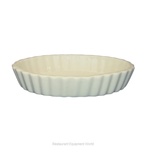 International Tableware SOFO-65-AW Dessert Dish, China (Magnified)