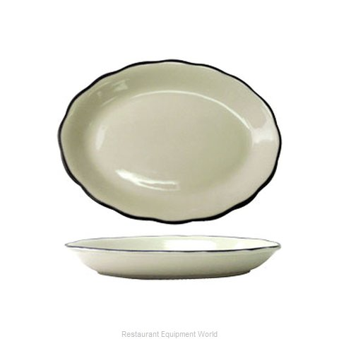 International Tableware SY-14 China Platter (Magnified)