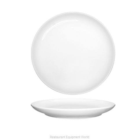 International Tableware TN-309 Plate, China (Magnified)