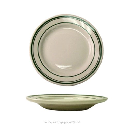 International Tableware VE-21 Plate, China (Magnified)