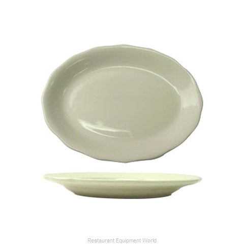 International Tableware VI-33 China Platter (Magnified)