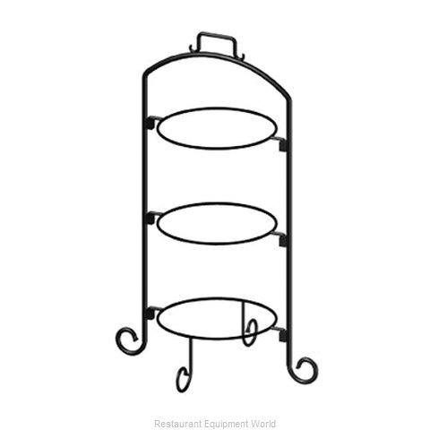 International Tableware WR-103 Tiered Display Server Stand