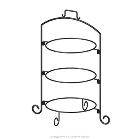 International Tableware WR-123 Tiered Display Server Stand