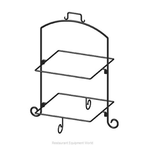 International Tableware WR-132 Tiered Display Server Stand