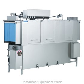 Jackson AJ-100CGP Dishwasher, Conveyor Type