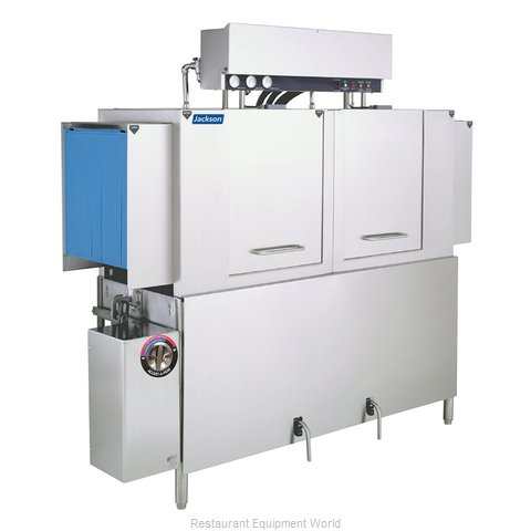 Jackson AJ-64CE Dishwasher, Conveyor Type