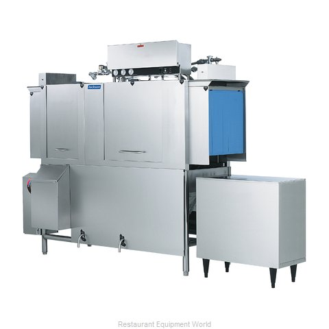 Jackson AJ-66CGP Dishwasher, Conveyor Type