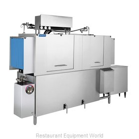 Jackson AJ-80CGP Dishwasher, Conveyor Type