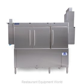 Jackson RACKSTAR 66CE ENERGY RECOVERY Dishwasher, Conveyor Type