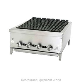 Jade Range JB-24 Charbroiler Gas Counter Model