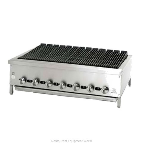 Jade Range JB-42 Charbroiler Gas Counter Model