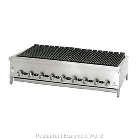 Jade Range JB-54 Charbroiler Gas Counter Model
