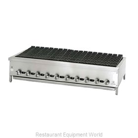 Jade Range JB-60 Charbroiler Gas Counter Model