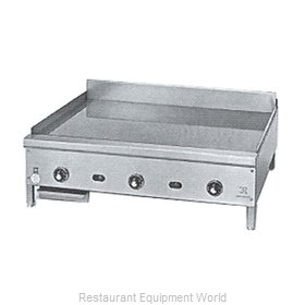 Jade Range JGM-2436-F Griddle Floor Model Gas