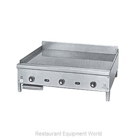 Jade Range JGM-2460 Griddle, Gas, Countertop