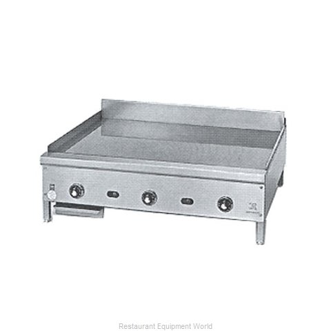 Jade Range JGM-2484 Griddle Counter Unit Gas