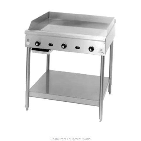 Jade Range JGT-2436-F Griddle Floor Model Gas