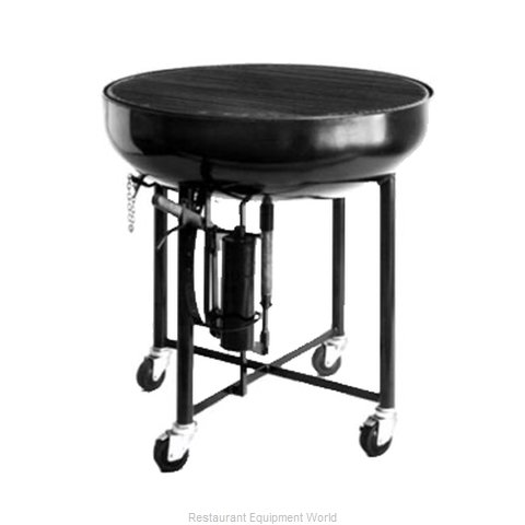 Jade Range JMB-36 Charbroiler, Wood Burning