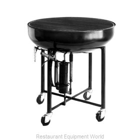 Jade Range JMB-42 Charbroiler, Wood Burning