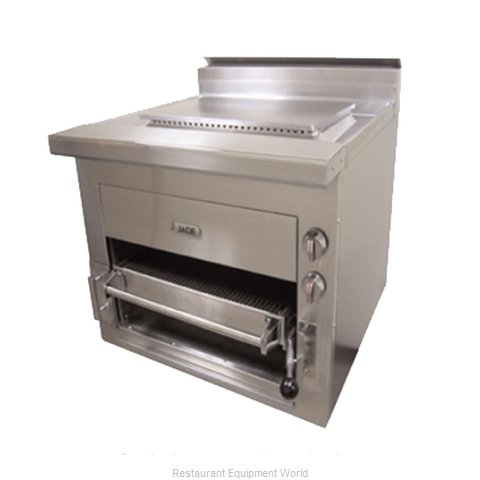 Jade Range JMHBR-36P Broiler Deck-Type Gas (Magnified)