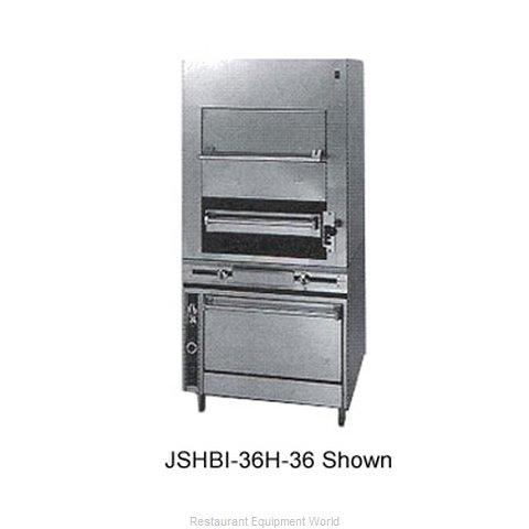 Jade Range JSHBI-36H-36 Broiler, Deck-Type, Gas